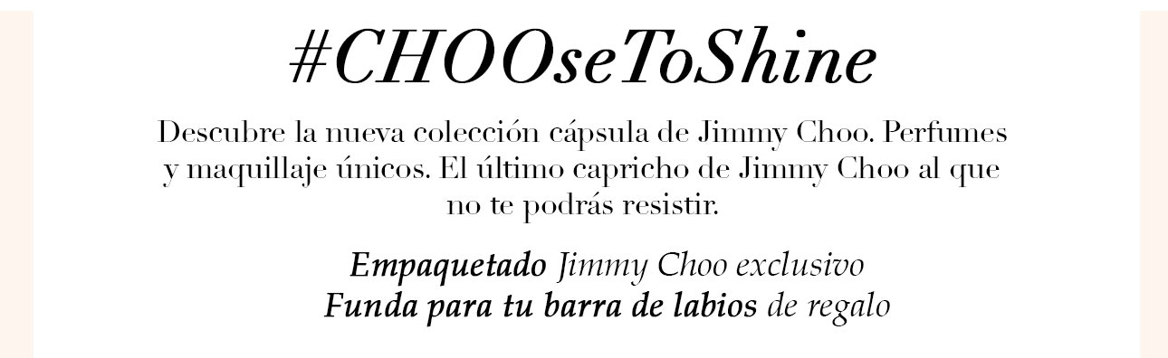 Regalos Jimmy Choo