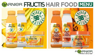 Fructis Hair Food
