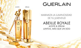 Guerlain Abeille Royale Aceite y Serum