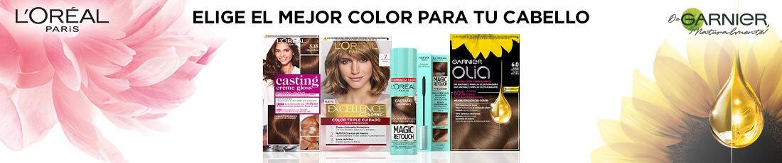Elige lo mejor para tu cabello
