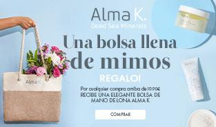 Alma K Regalo bolsa llena de mimos