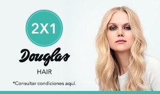2x1 en Douglas Hair