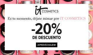 It Cosmetics 20% de descuento