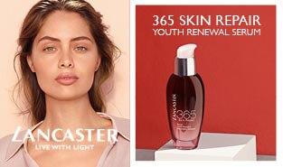 Lancaster 365 skin repair