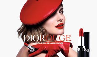 Dior rouge dior barra de labios recargable