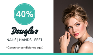 40% en Douglas Nails Hand Feet