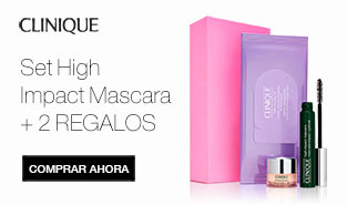 Clinique Set High Impact Mascara