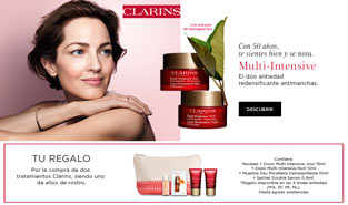 Regalo Clarins Multi-intensive