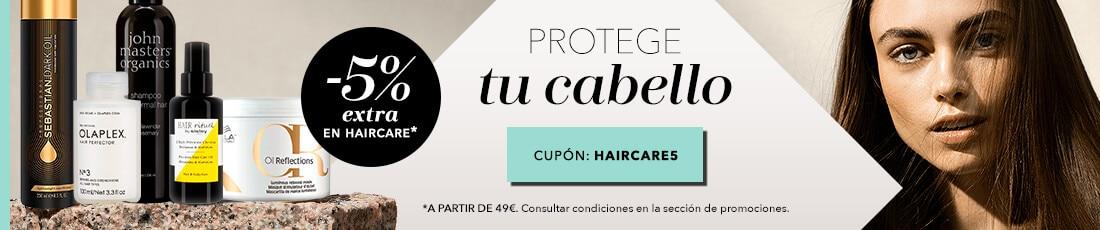 -5% en haircare