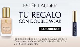 Regalo exclusivo online con Estée Lauder Double Wear