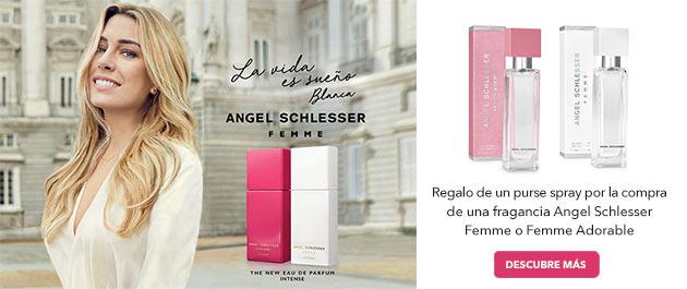 Angel Schlesser Femme Eau de Parfum Intense Regalo