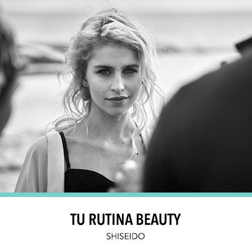 Tu Rutina Beauty Shiseido