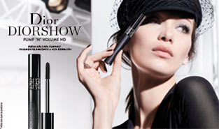 Dior DIORSHOW PUMP 'N' VOLUME HD; Máscara Pumping Volumen XXL