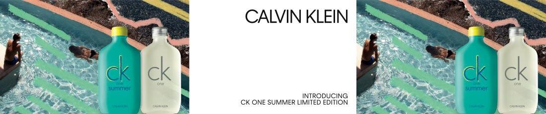 Calvin Klein CK One Summer 2020