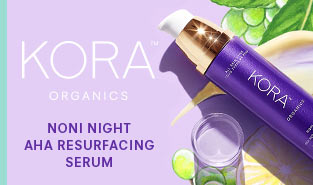 Kora Noni Night AHA Resurfacing Serum