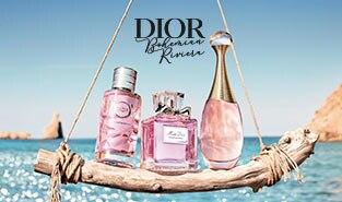 Dior Bohemian Riviera Perfumes