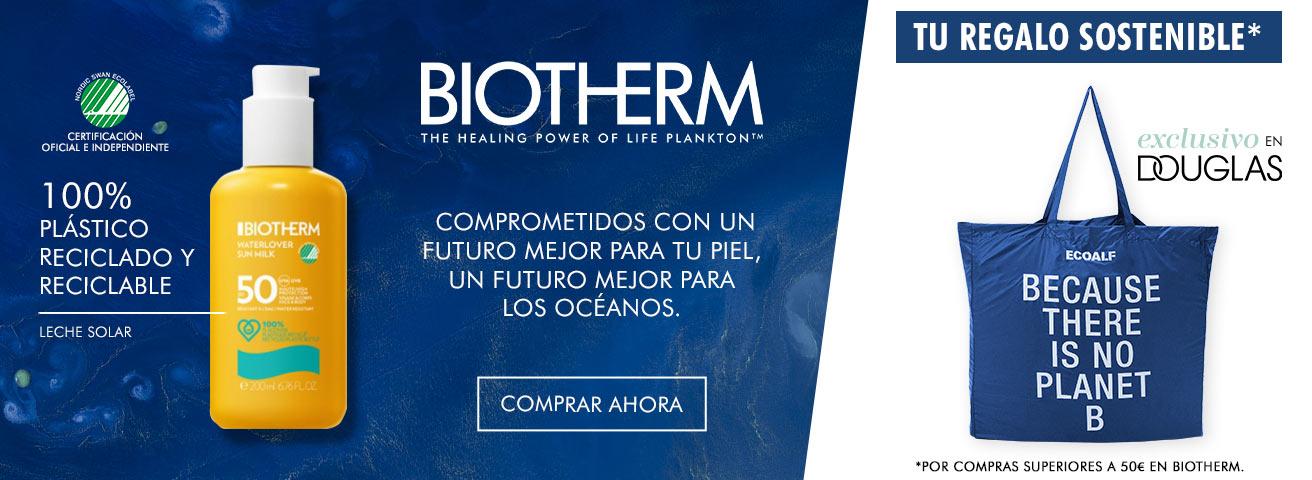 Biotherm Waterlover Sun Milk Regalo Sostenible