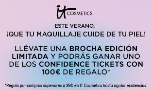 Regalo brocha It Cosmetics Edición Limitada
