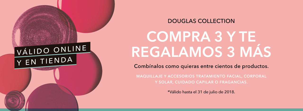 6x3 en Douglas Collection