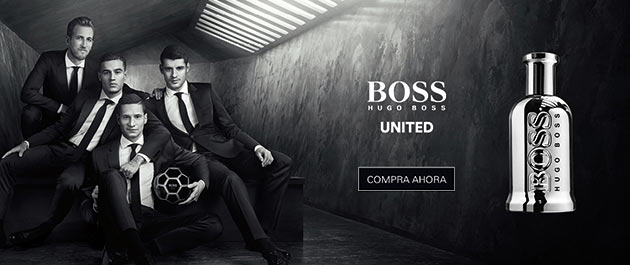 Hugo Boss Bottled United Soccer