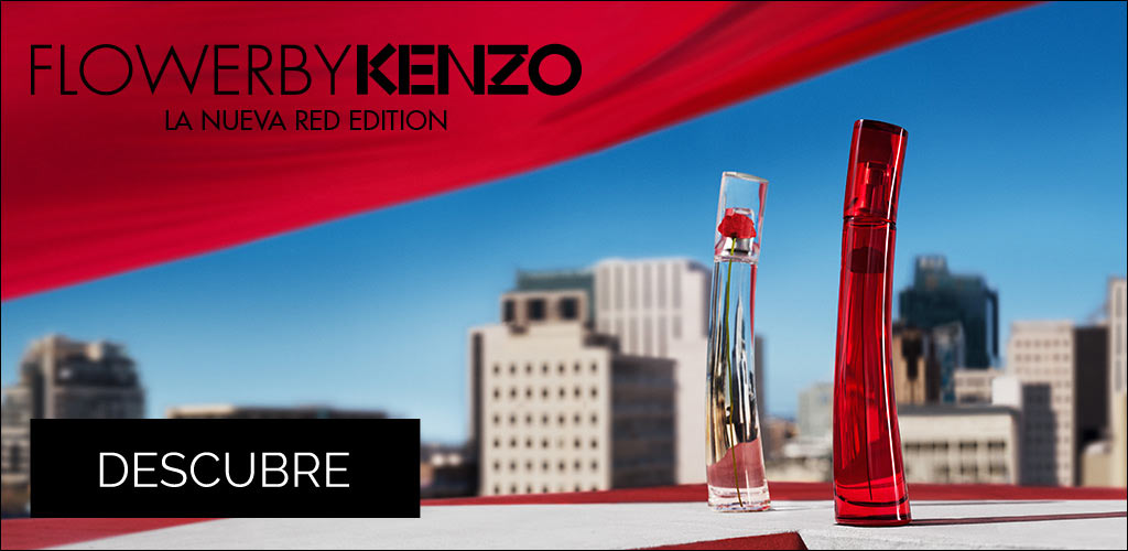 Kenzo Flower By Kenzo Red Edition