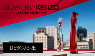 Kenzo Flower Red Edition