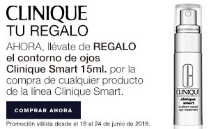 Regalo Clinique Smart
