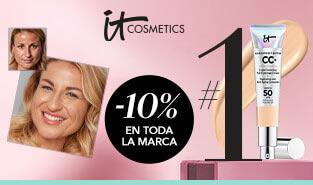 It Cosmetics -10% en toda la marca y 2 regalos por compras superiores a 50€
