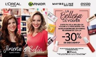 30% de descuento en compras superiores a 20€ en una selección de marcas