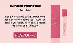 Regalo Narciso Rodríguez