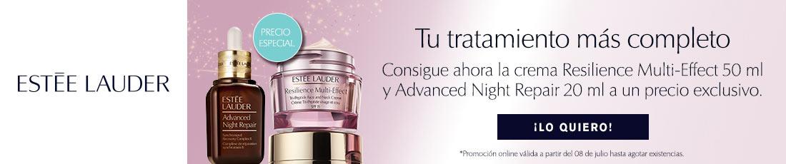 Estée Lauder cremas tratamiento facial