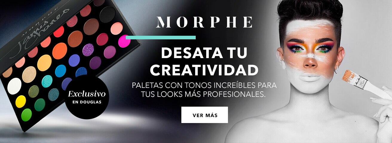 Morphe, desata tu creatividad