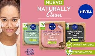Nivea Naturally Clean