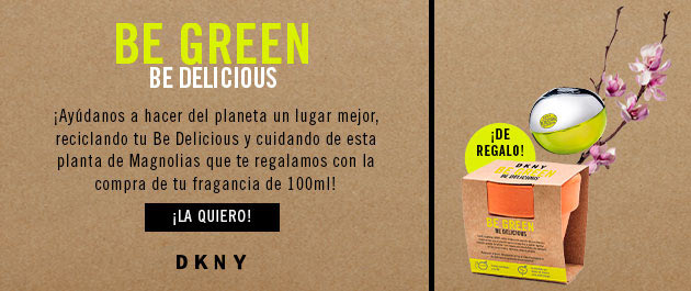 DKNY Be Green Delicious
