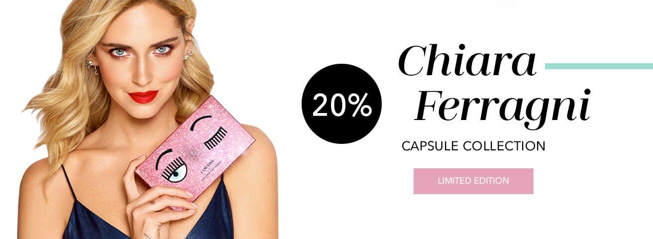 20% ChiaraxLancôme