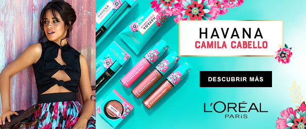 HAVANA Camila Cabello x L´Oreal