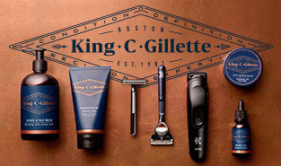 King C Gillette