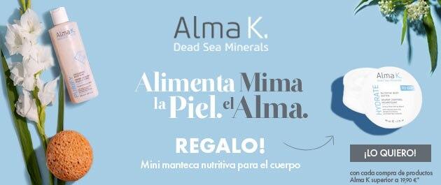 Alma K Regalo Mini Manteca Nutritiva para el cuerpo