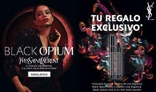 Regalo por compra gama YSL Black Opium