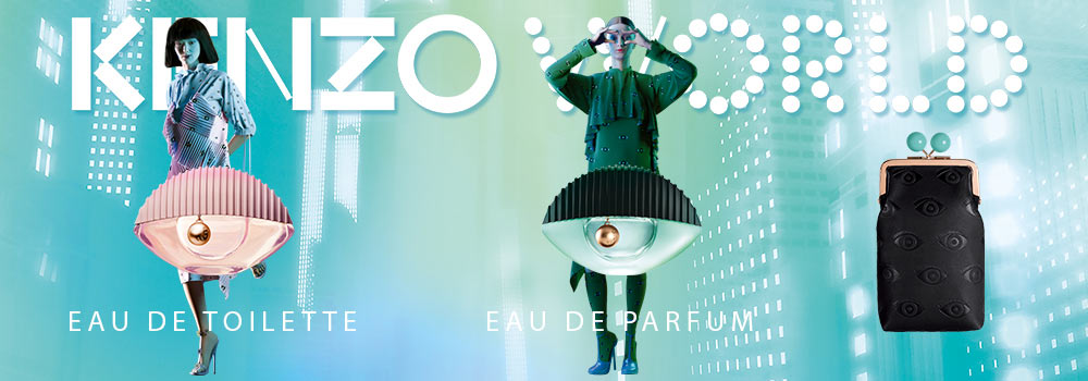 Kenzo World EDT y EDP