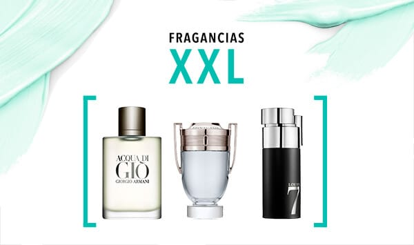 Fragancias XXL