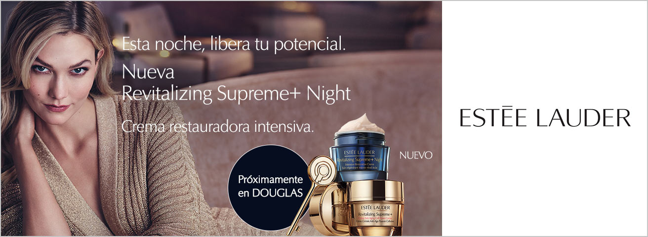 Estée Lauder Revitalizing Supreme + Night Próximamente