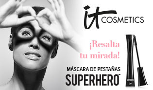 IT Cosmetics Superhero Máscara