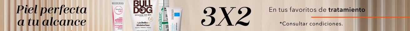3x2 skincare y parafarmacia