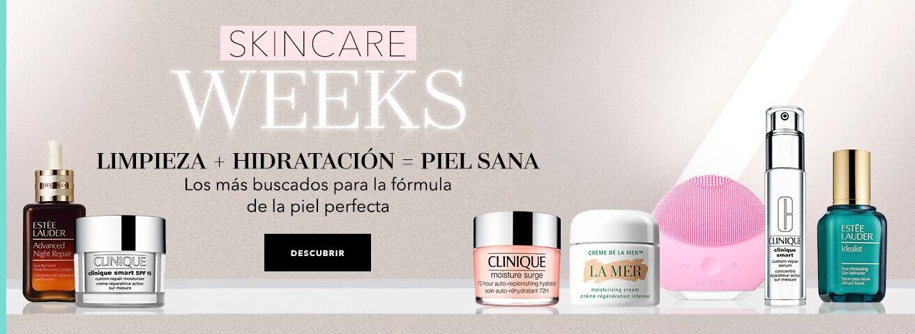 Skincare Weeks