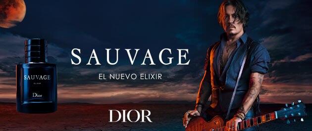 Dior Sauvage Elixir Perfume