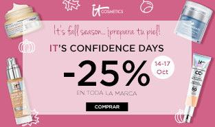 25% de descuento en selección de It Cosmetics