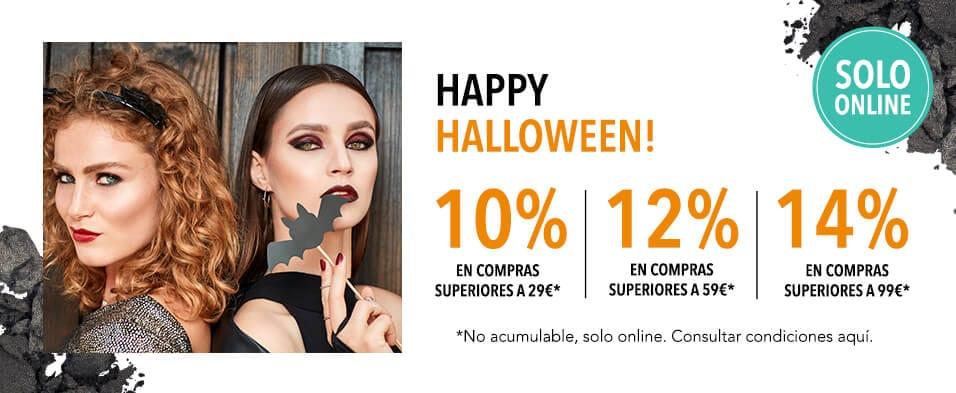 Happy Halloween ¡Elige tu descuento!