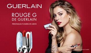 Guerlain Rouge G Blanca Suárez