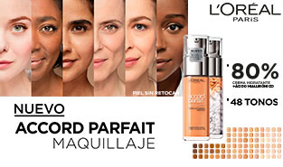 Loreal Make Up Accord Parfait
